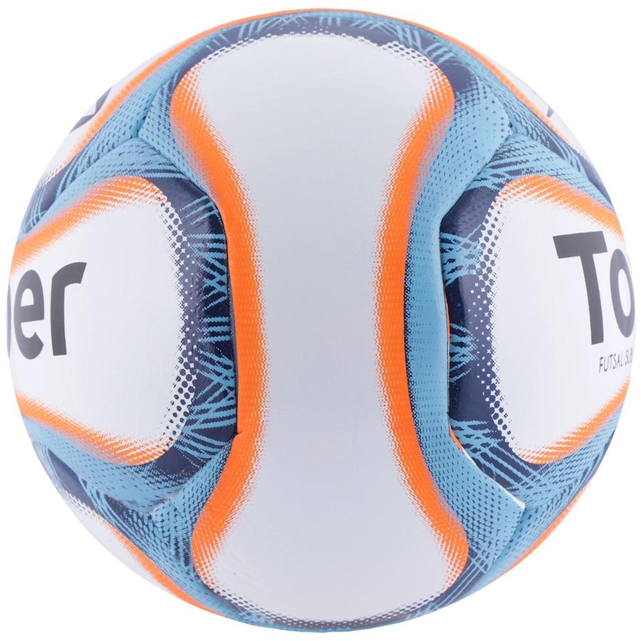 d0b2a6668c Bola de Futsal Topper Sub11 Fusionada