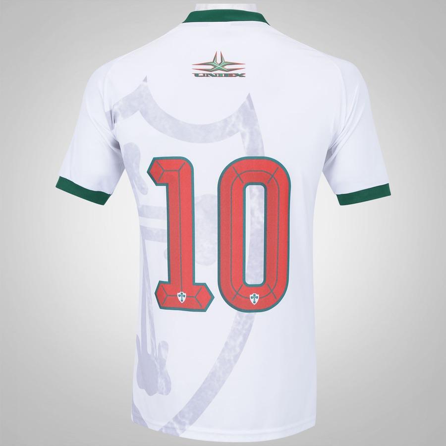 Camisa da Portuguesa II 2016 Uniex - Masculina 180eff84eb9fe