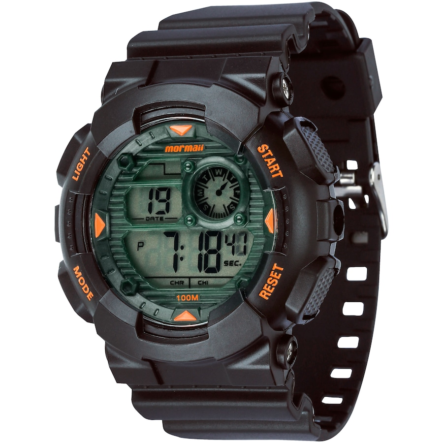 Relógio Digital Mormaii MO3415 - Masculino 02eb89b421