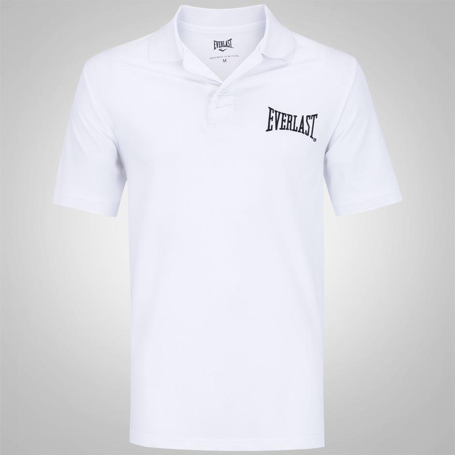3947b1fad5 Camisa Polo Everlast El20002 - Masculina