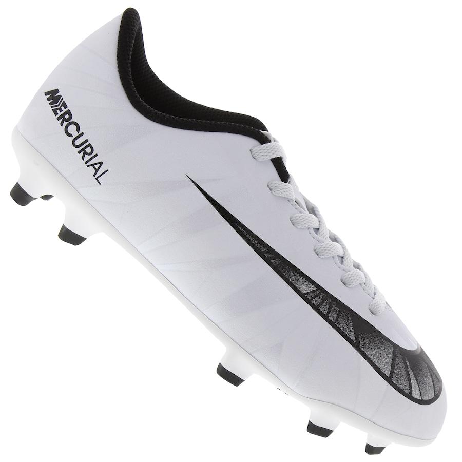 6364c82cea Chuteira de Campo Nike Mercurial Vortex III CR7 FG Infantil