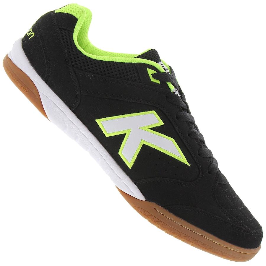 42d9671970 Chuteira Futsal Kelme Precision Life IN - Adulto