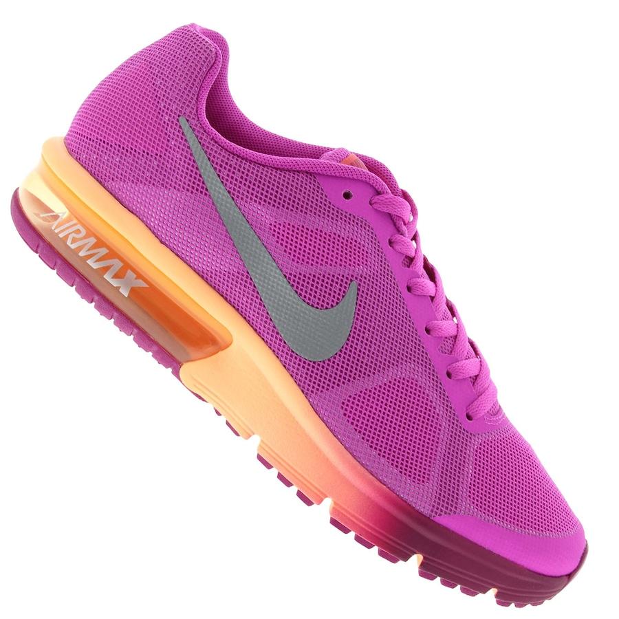 e9991729208c5 Tênis Nike Air Max Sequent Feminino - Infantil