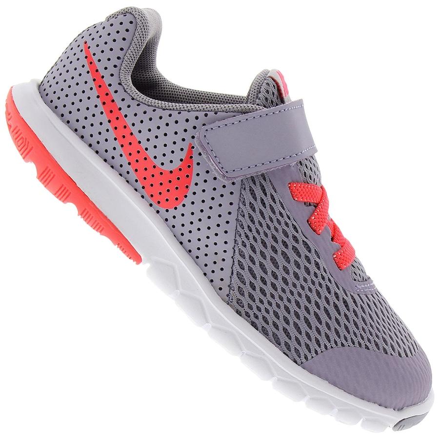 8b156e9beaff1 Tênis Nike Flex Experience 5 com Tira em Velcro - Infantil