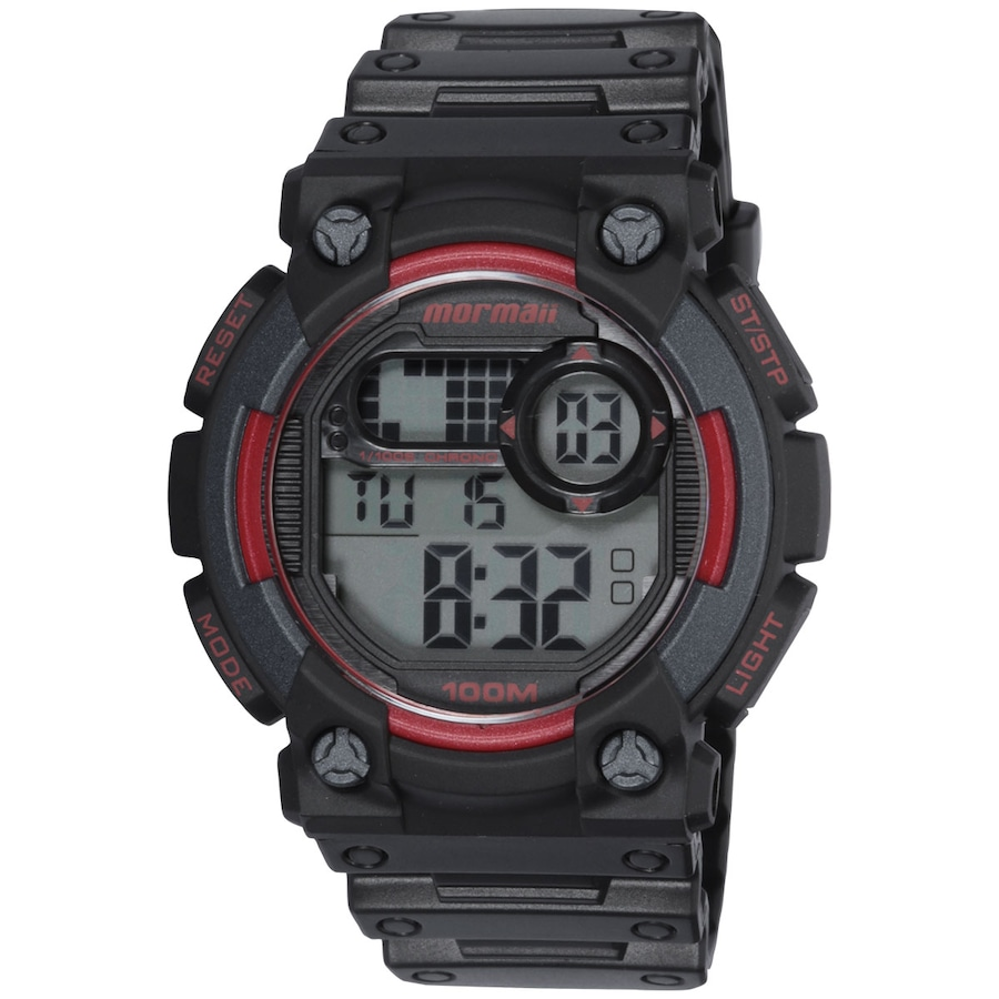 d162039731b Relógio Digital Mormaii MOY1587 - Masculino