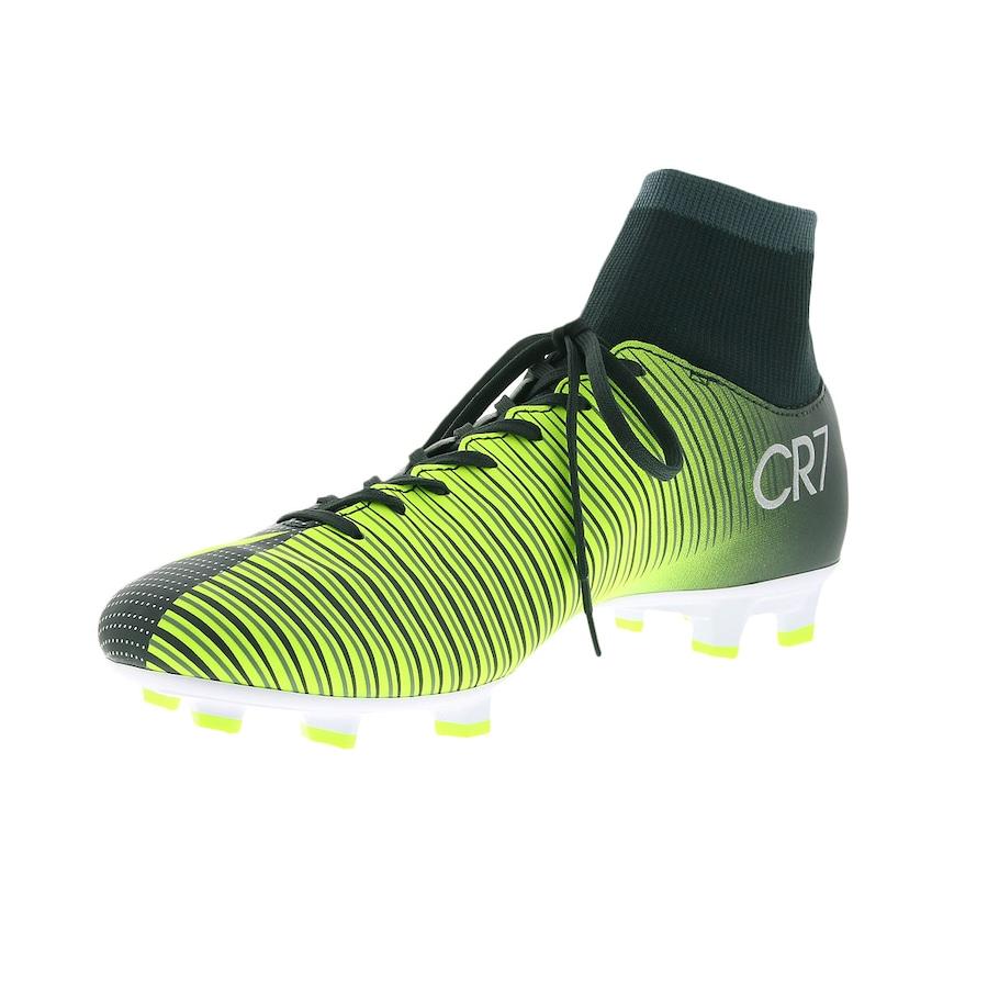 ... Chuteira de Campo Nike Mercurial Victory VI CR7 DF FG - Adulto ... 6cd08218e6fc9