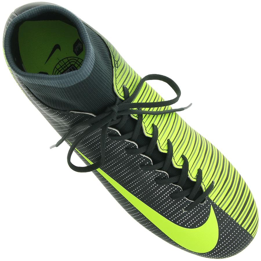 f87cdbea0b ... Chuteira de Campo Nike Mercurial Victory VI CR7 DF FG - Adulto ...