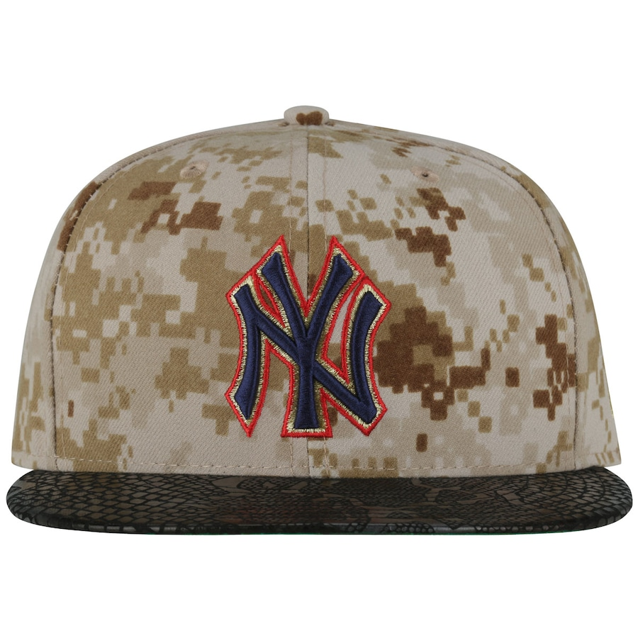 17648bb1ec6df Boné Aba Reta New Era 59FIFTY MLB New York Yankees Fechado