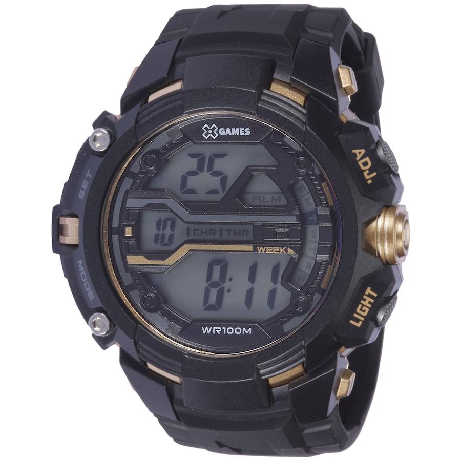 Relógio Digital X Games XMPPD349 - Masculino f0488c19ca3
