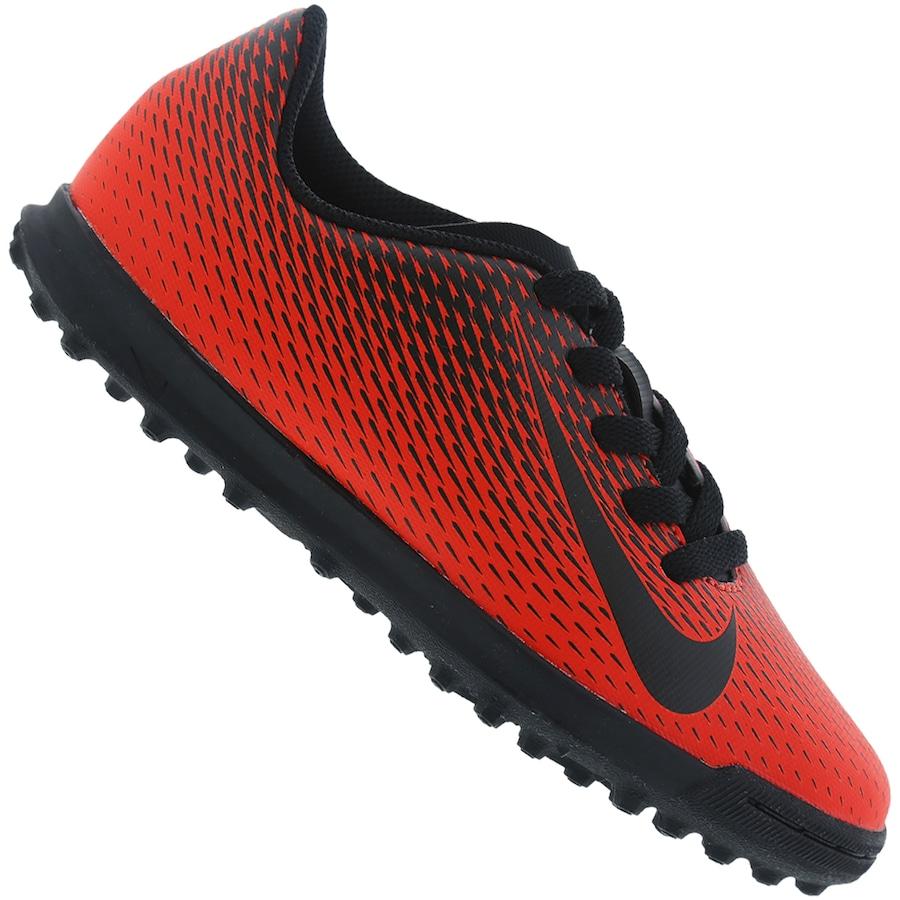 Chuteira Society Nike Bravata II TF - Infantil 1b4167e232e13
