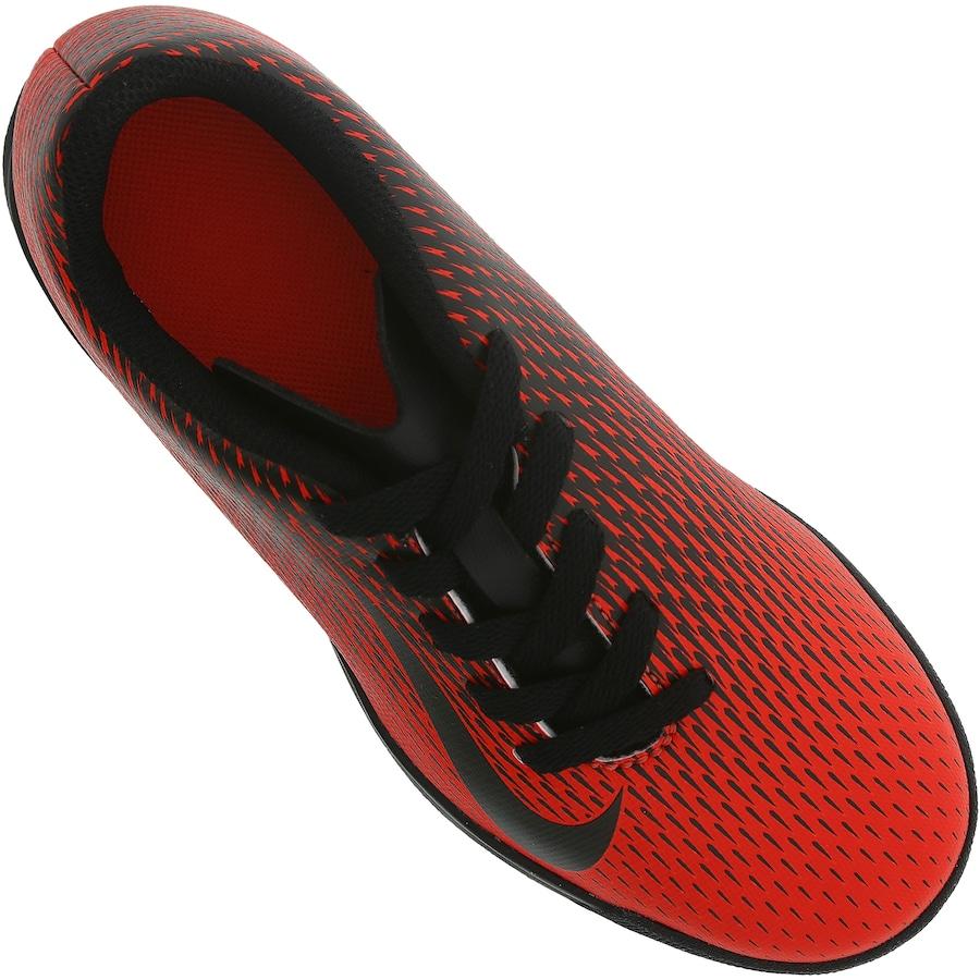 Chuteira Society Nike Bravata II TF - Infantil faba75aea83d0