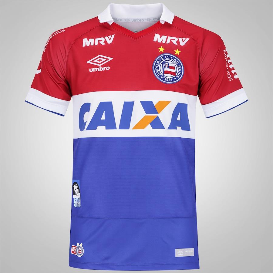 c73bd214cb Camisa do Bahia III 2016 Umbro - Masculina
