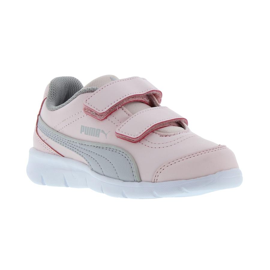 Tênis Puma Stepfleex V Feminino - Infantil 503476a9254a3