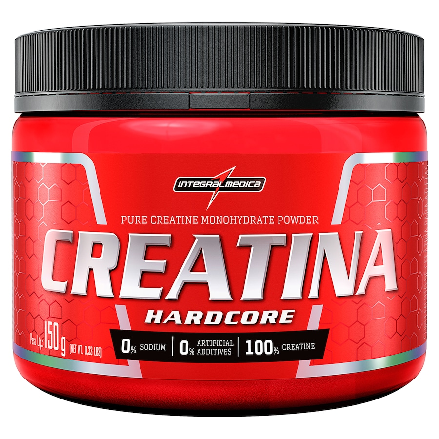 8a012410f Creatina Integralmédica Hardcore Reload - 150g