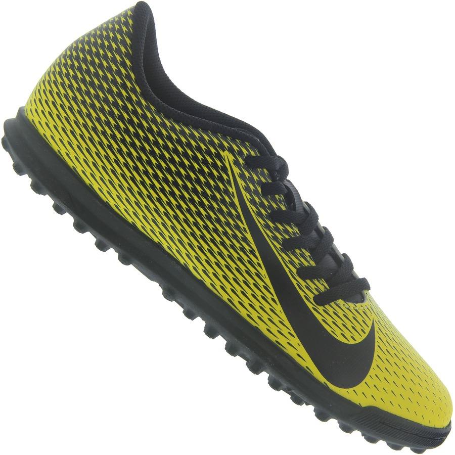 6160244e709a1 Chuteira Society Nike Bravata X II TF - Adulto