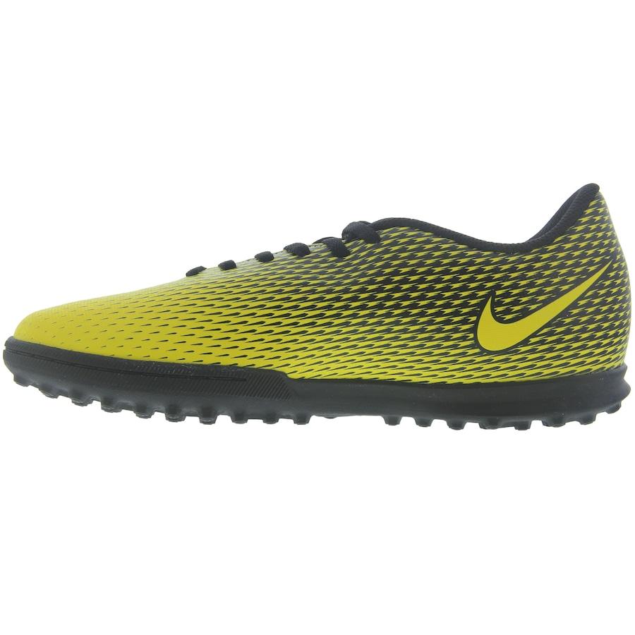 ccb40878c0615 Chuteira Society Nike Bravata X II TF - Adulto