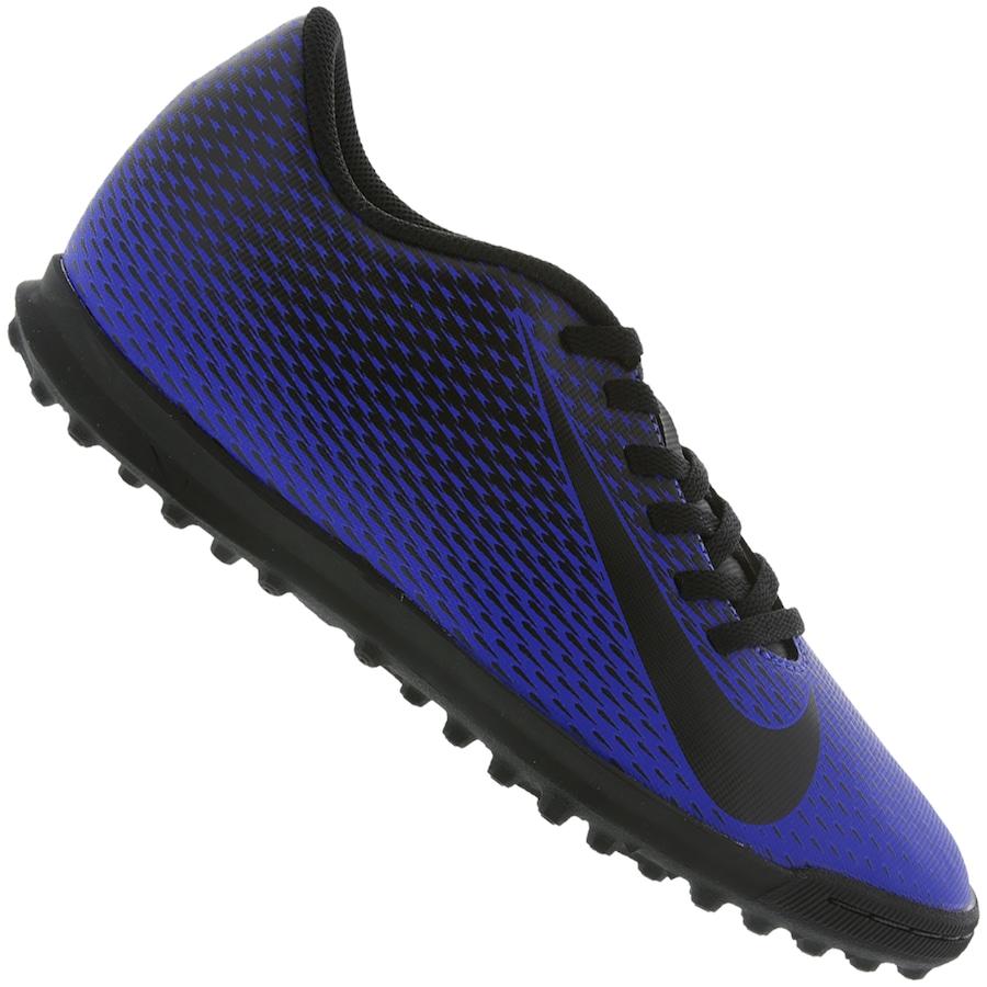 4550b4b3051a0 Chuteira Society Nike Bravata X II TF - Adulto