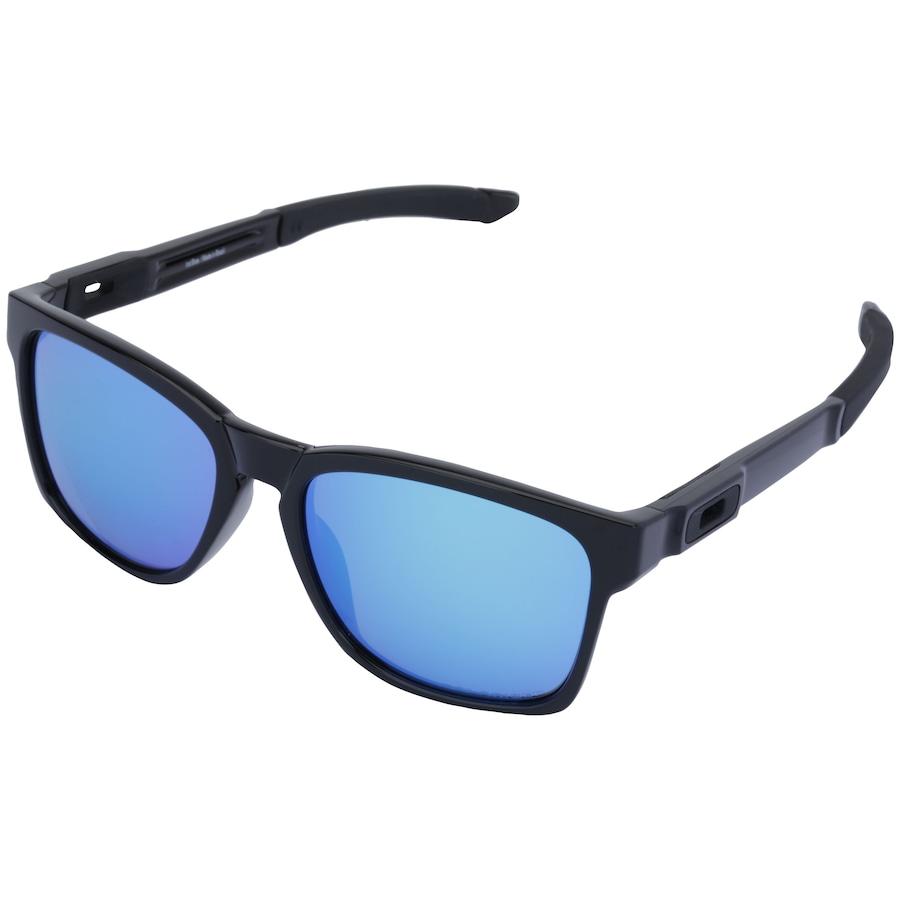 b2b761226fe2f Óculos de Sol Oakley Catalyst Iridium Polarizado OO9272 - Unissex. Imagem  ampliada .