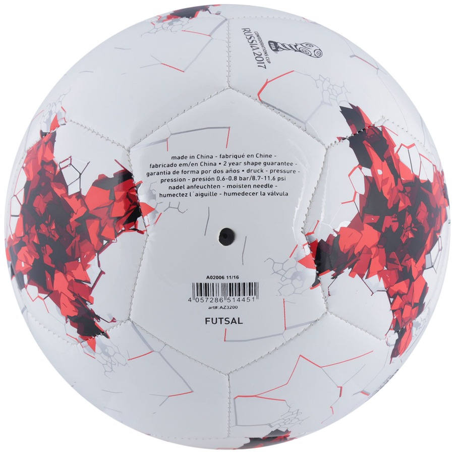 Bola de Futsal adidas Krasava Sala 5x5 59a149633e825