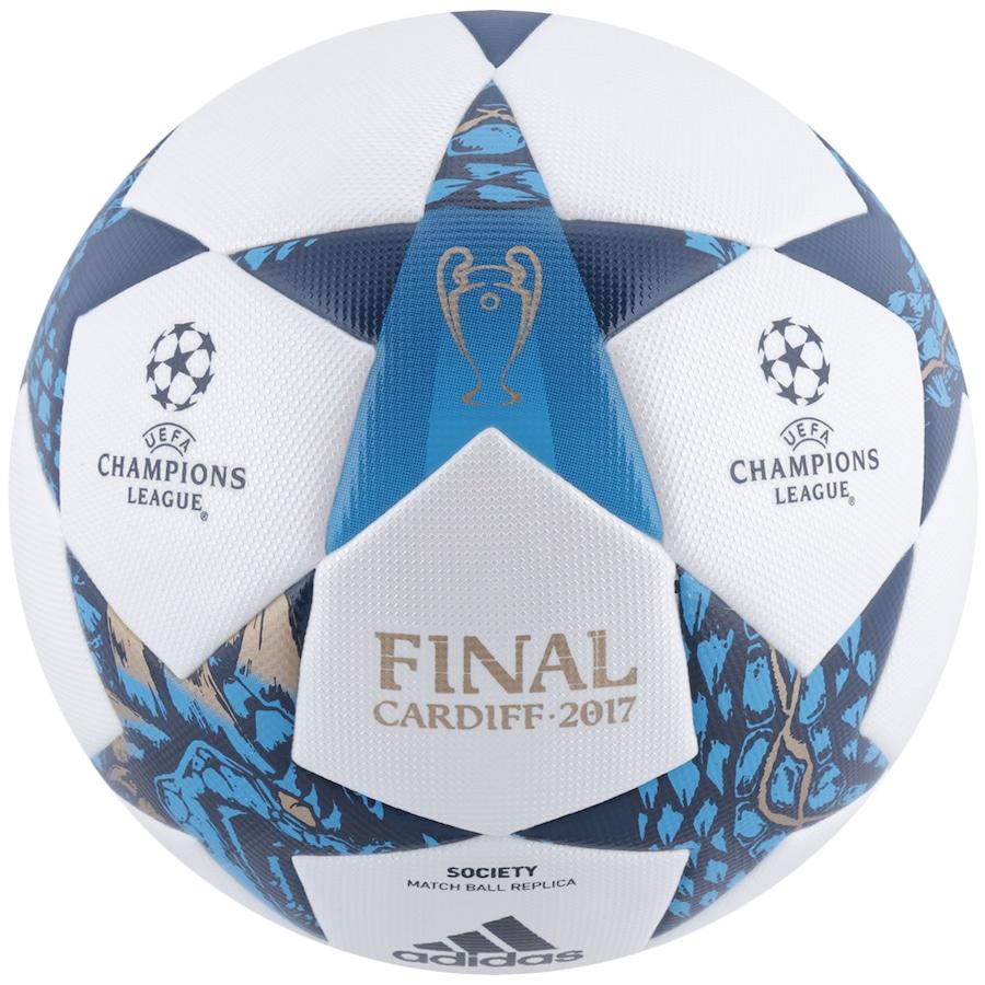 d4c65e284f070 Bola Society adidas Final da Champions League 2017