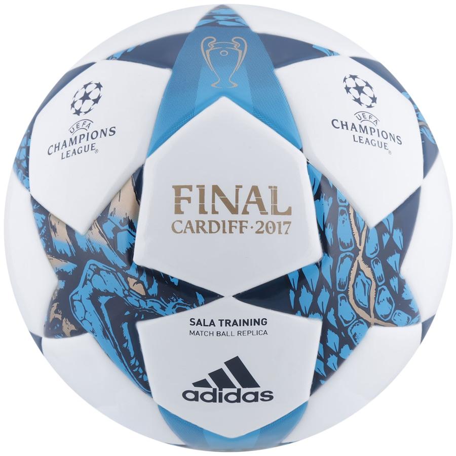 56cf48c326591 Bola de Futsal adidas Final da Champions League 2017