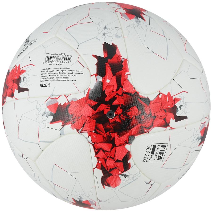 a9c3ae4e98 Bola de Futebol de Campo adidas Krasava OMB