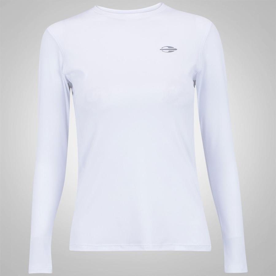 Camiseta com Proteção Solar UV Mormaii Body Fit - Feminina e544a160069