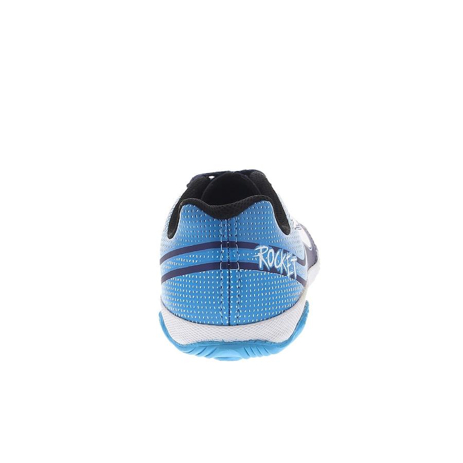 50dbe57284b2a Chuteira Futsal Penalty ATF K Rocket VII IN - Infantil