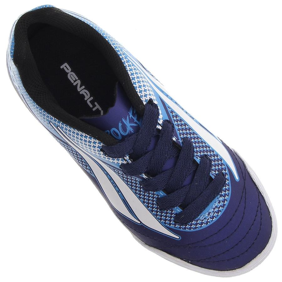 Chuteira Futsal Penalty ATF K Rocket VII IN - Infantil 4e08b8f124a5d