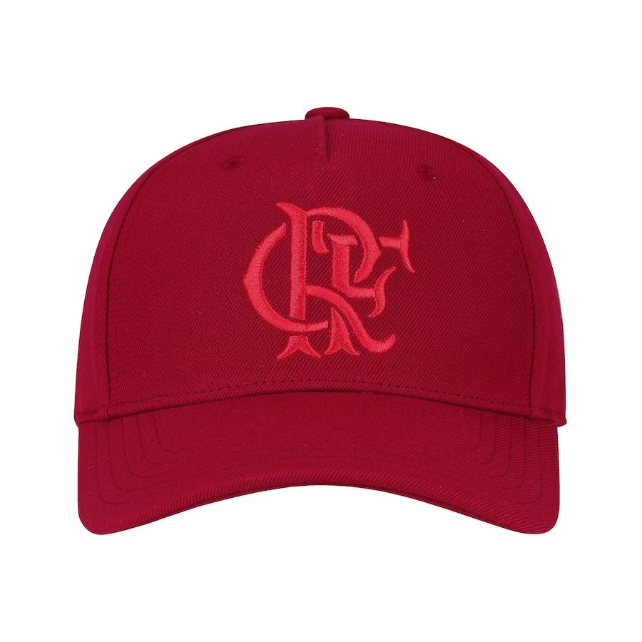 Boné Aba Reta adidas Flamengo - Strapback - Adulto 172746f67a5