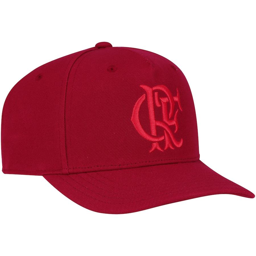 Boné Aba Reta adidas Flamengo - Strapback - Adulto dbb1366454773