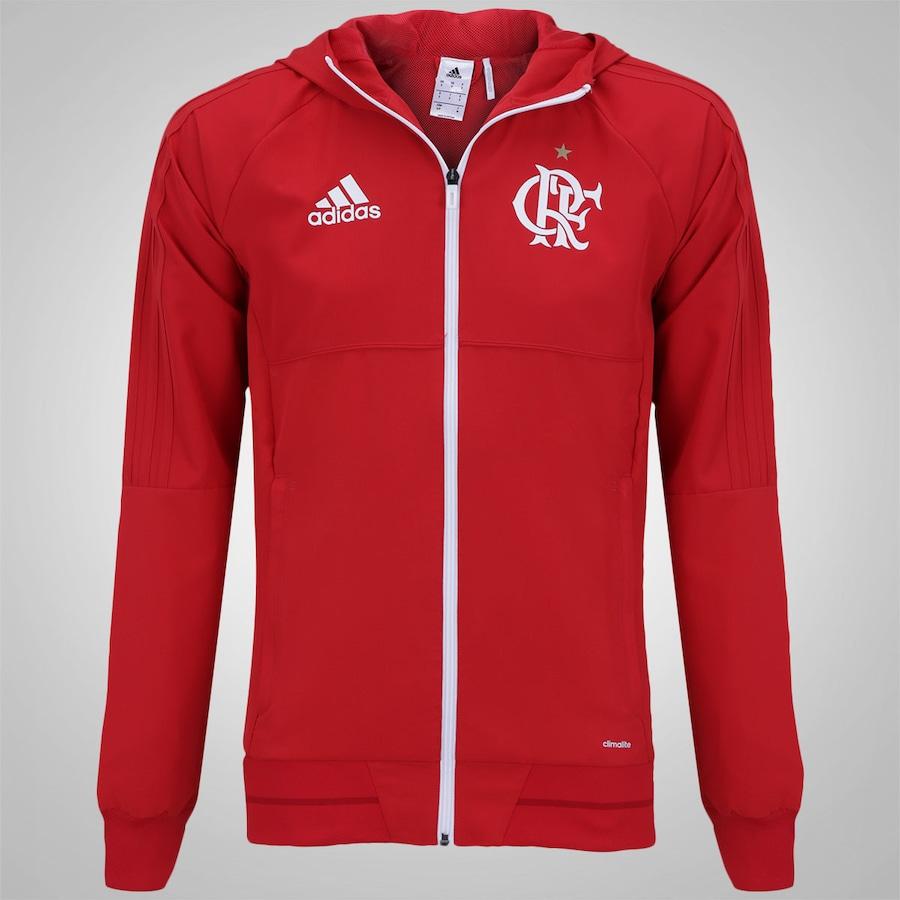 d84052d602 Jaqueta de Viagem do Flamengo adidas - Masculina