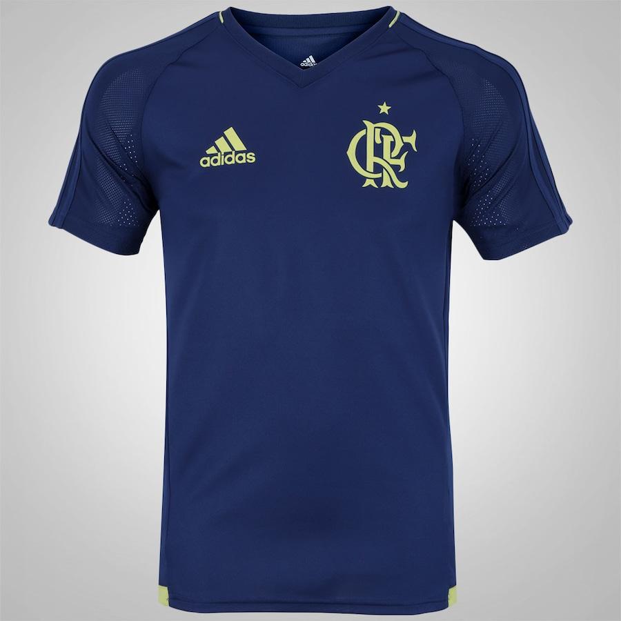 6106aafb3293b Camisa de Treino do Flamengo 2017 adidas - Masculina