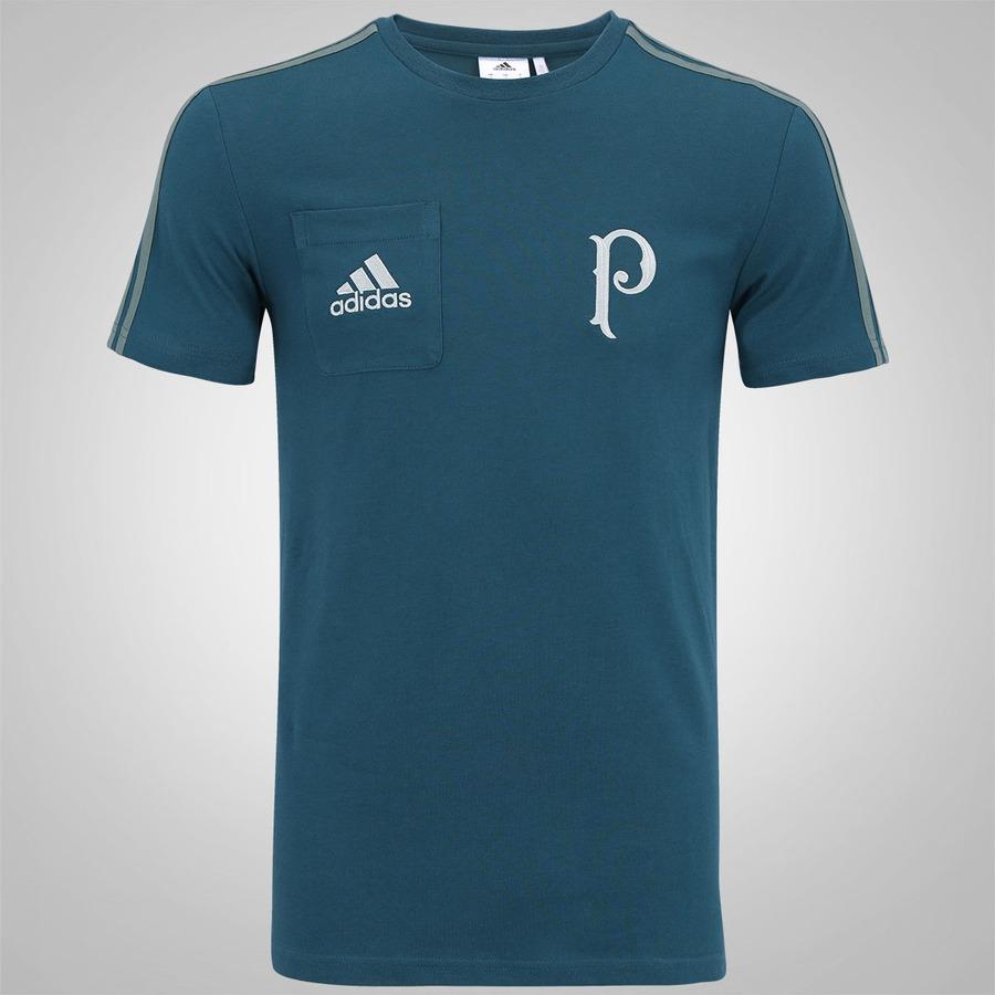 3ccbb46d53c37 Camiseta do Palmeiras Copa adidas - Masculina
