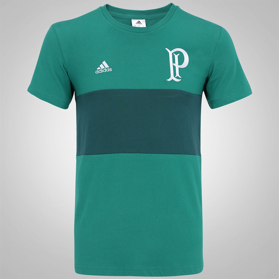 Camiseta do Palmeiras Premium adidas - Masculina 6614da96b7aac