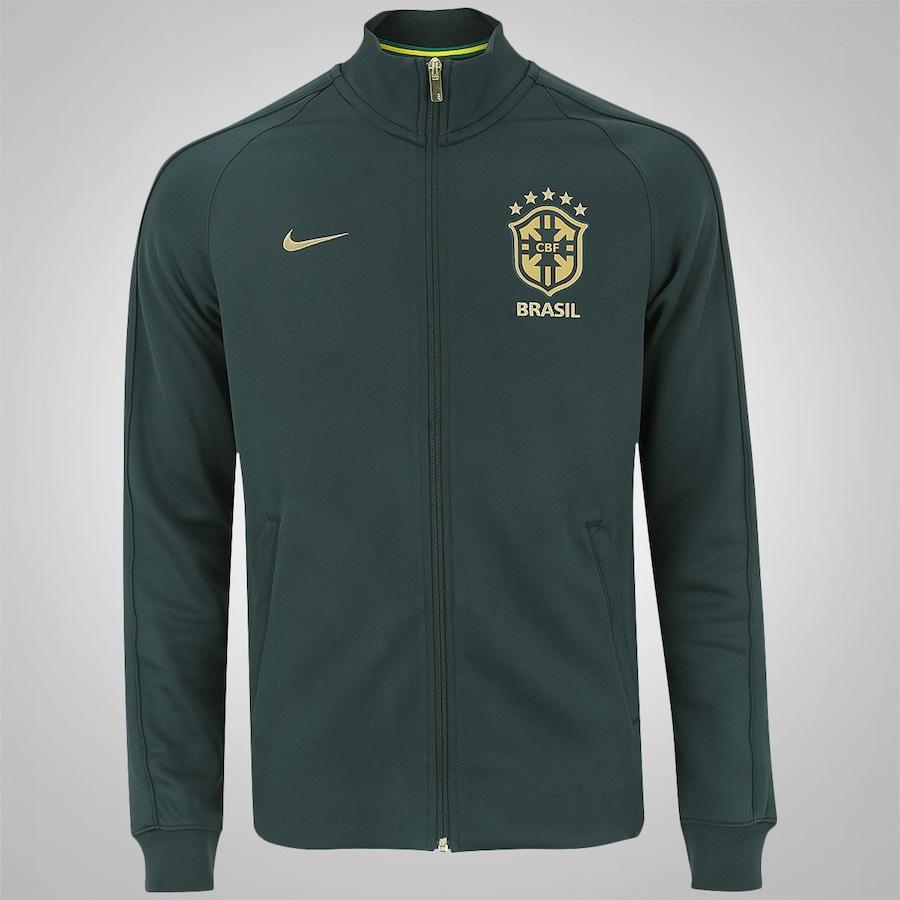 7fc5f37ac9 Jaqueta do Brasil Nike N98 - Masculina