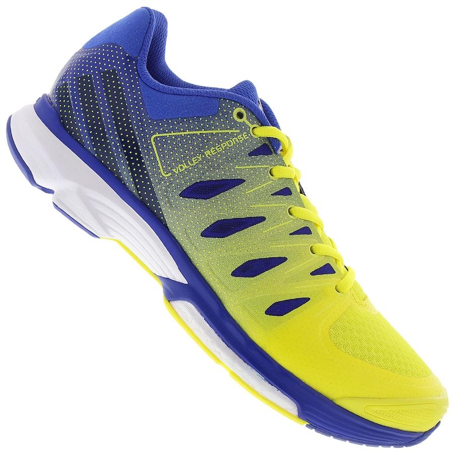 Tênis adidas Volley Response 2 Boost - Masculino 57ac9bfe63cb2