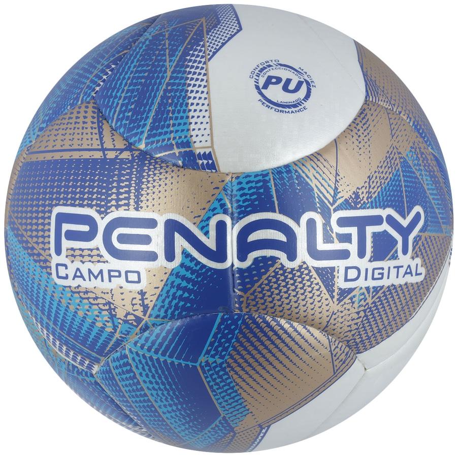 Bola de Futebol de Campo Penalty Digital Ultra Fusion VII 5ec7f83fff53e