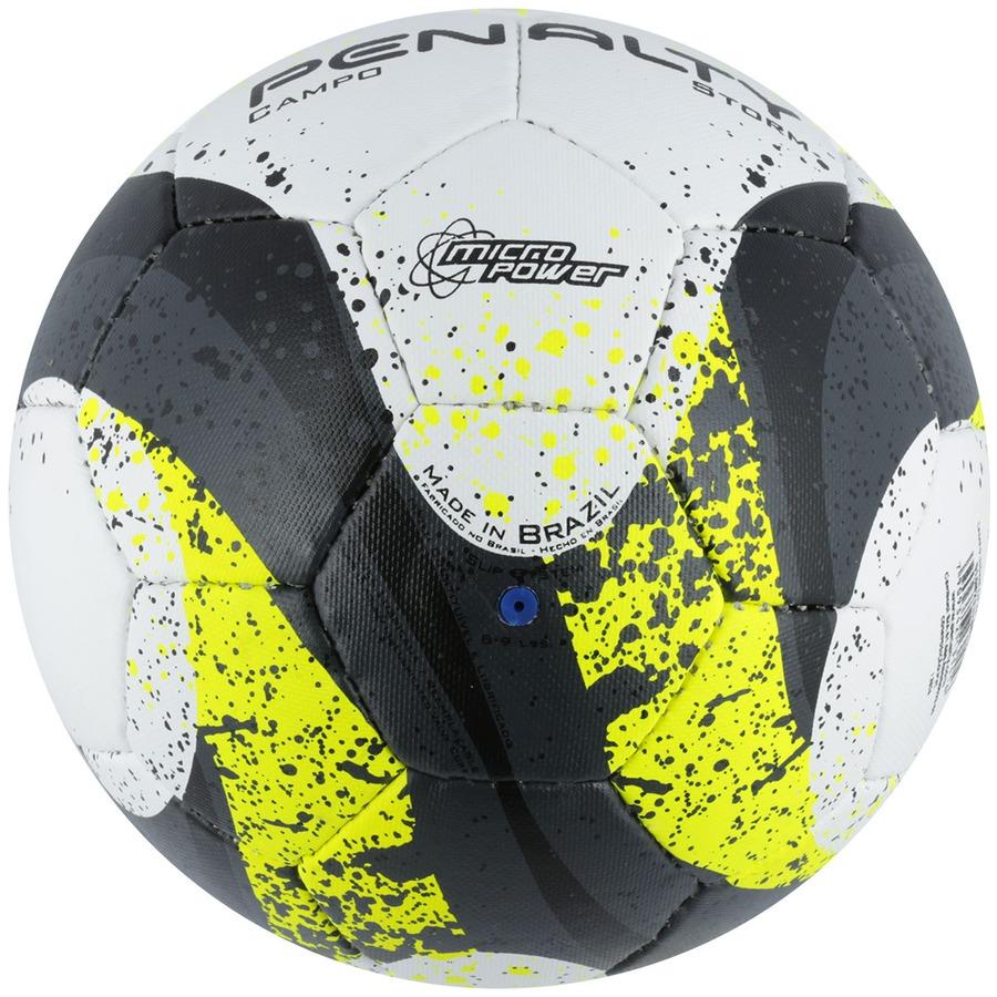 Bola de Futebol de Campo Penalty Storm CC N4 VII 24f0e7414081f