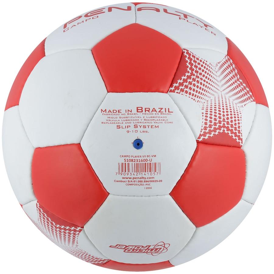 Bola de Futebol de Campo Penalty Player VII fe812acc0aab0