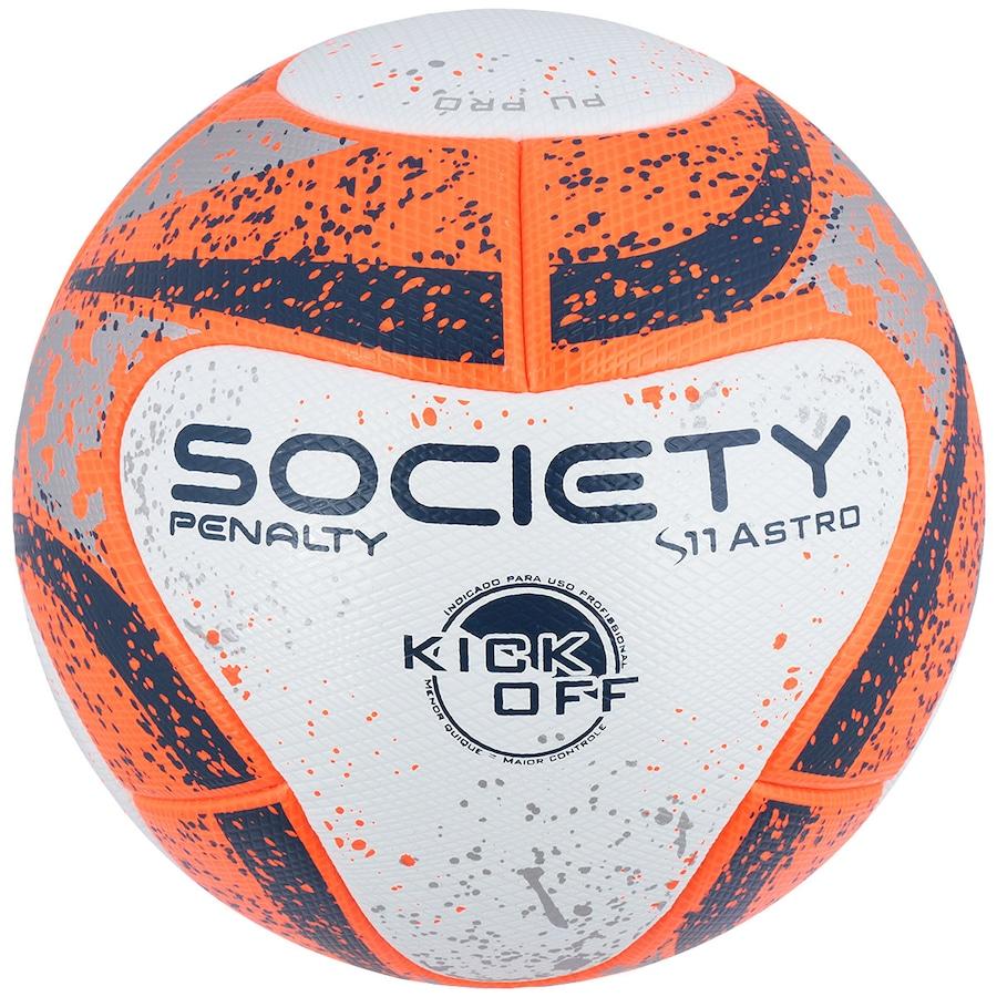 Bola Society Penalty S11 Pró Astro KO VII e1b52f14b984c