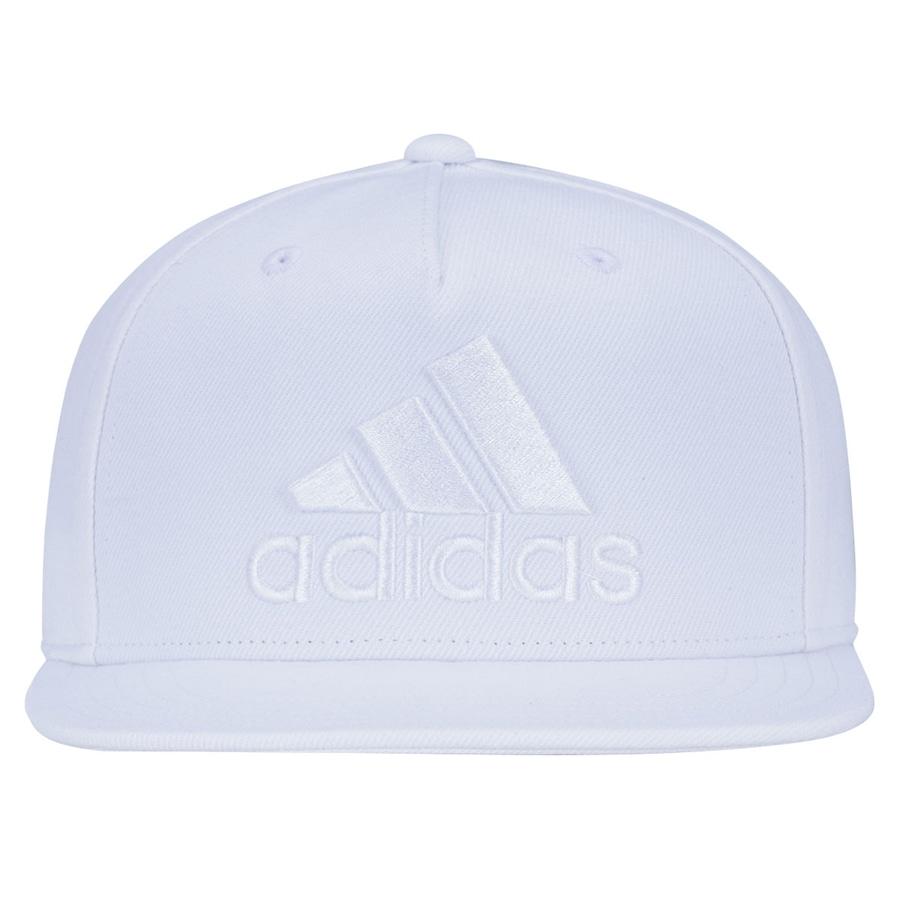 Boné Aba Reta adidas Flat Logo - Snapback - Adulto 2243b9897a9