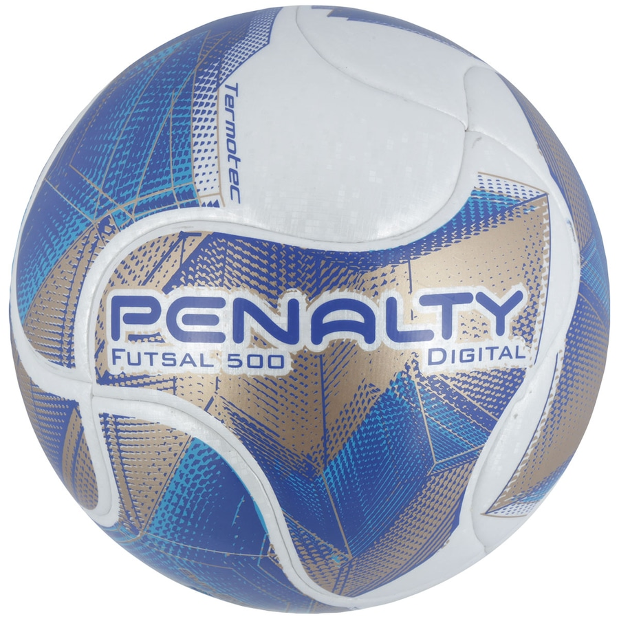ed42807cd5 Bola de Futsal Penalty Digital 500 Termotec VII