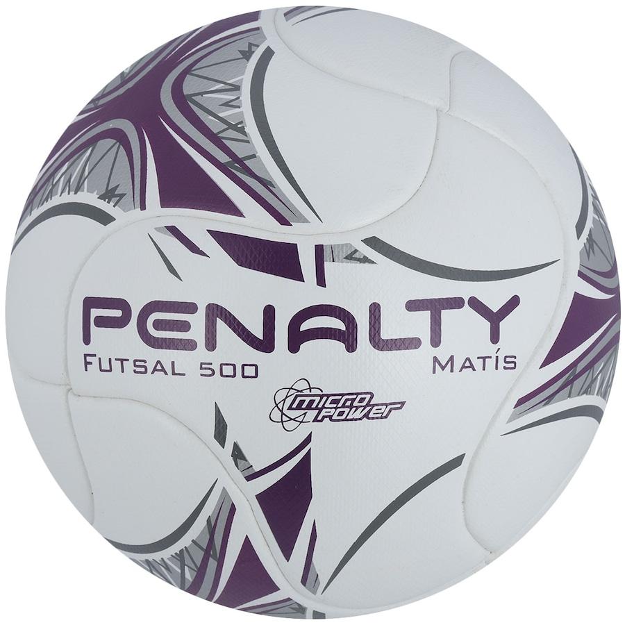 9d9dc66f3d33c Bola de Futsal Penalty Matís 500 Termotec VII