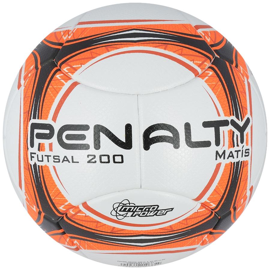 Bola de Futsal Penalty Matís 200 Ultra Fusion VII 4e6b3bcfc7786
