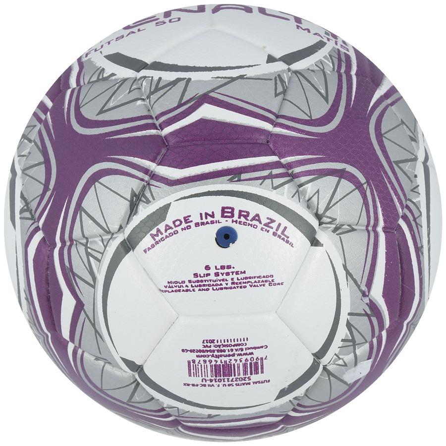 9b2248df28279 Bola de Futsal Penalty Matís 50 Ultra Fusion VII
