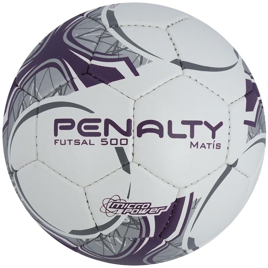 5fd2470909 Bola de Futsal Penalty Matís 500 CC VII