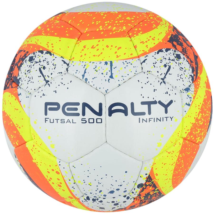ba22bb0083 Bola de Futsal Penalty Infinity VII