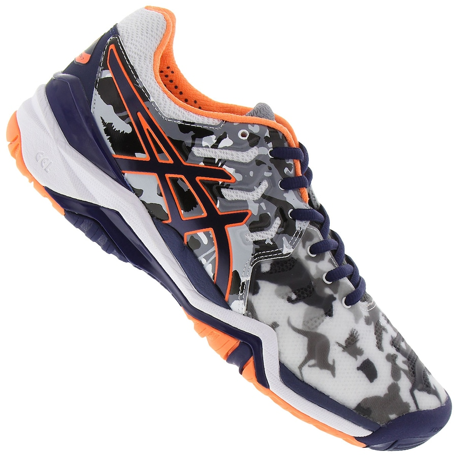 Tênis Asics Gel Resolution 7 L. E. Melbourne - Masculino 7352e43db3ed9