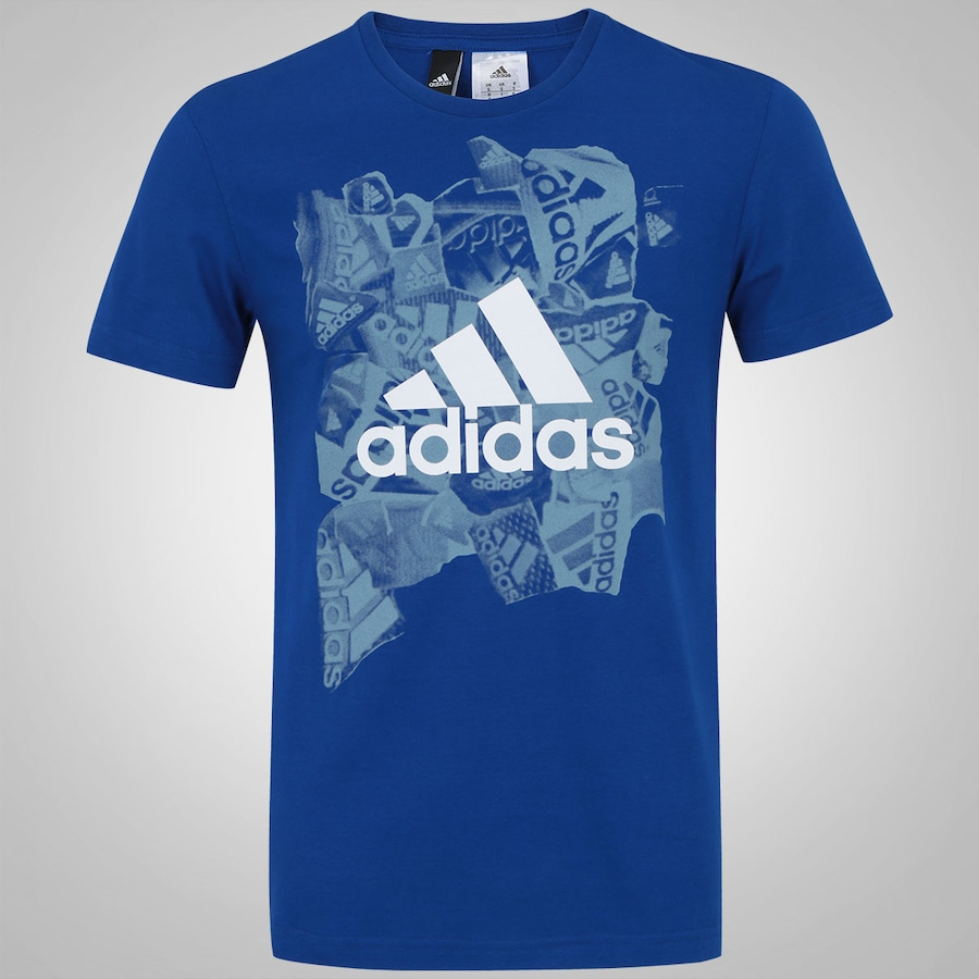 Camiseta adidas Badge Of Sports - Masculina ffbd2f9ba82